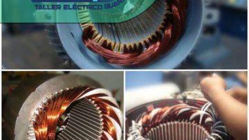 ¿Porqué se quema un motor eléctrico?